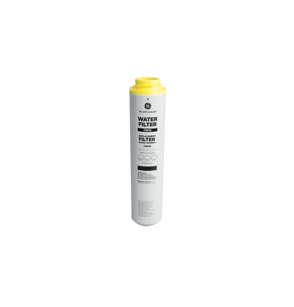 GEReplacement Water Filter - Undersink Or Inline Systems