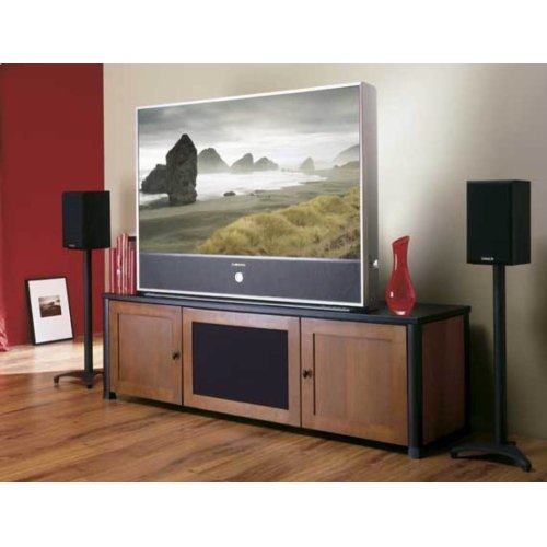 "Euro Series 28"" tall for small to medium bookshelf speakers"