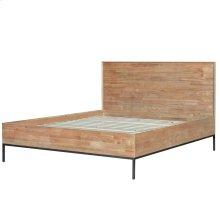 Hathaway KD Queen Bed Set, Newton Brown