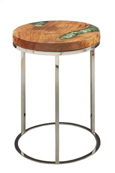 Ocean Green Accent Table Product Image