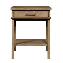 Chelsea Square French Toast Nightstand