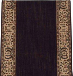 Hard To Find Sizes Grand Velvet Pt99 Brown Rectangle Rug 4'8'' X 35'
