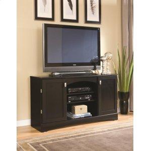 "Kith Furniture54"" Black Entertainment Console"