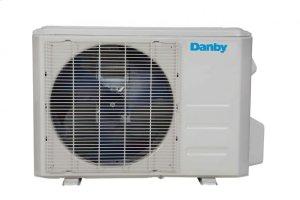Danby 9,000 BTU Ductless Split System with Silencer Technology