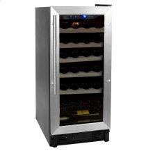 26-Bottle Built-In Wine Cellar