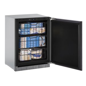 U-LineModular 3000 Series 60 Cm Freezer With Integrated Solid Finish and Field Reversible Door Swing (220-240 Volts / 50 Hz)