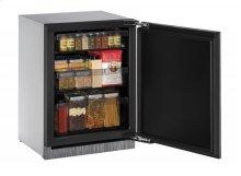 "24"" Solid Door Refrigerator Integrated Solid Right-Hand Hinge"