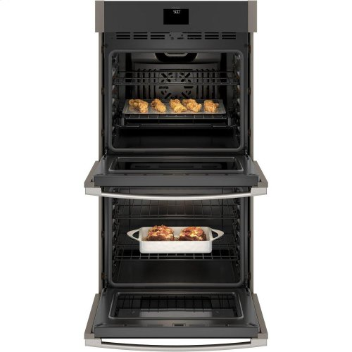 """GE® 27"""" Built-In Convection Double Wall Oven"""