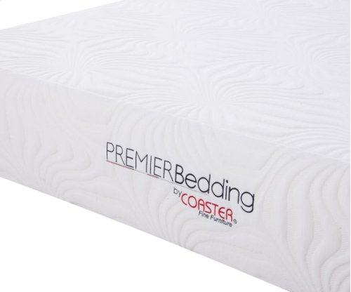 "10"" Ke Memory Foam Mattress"