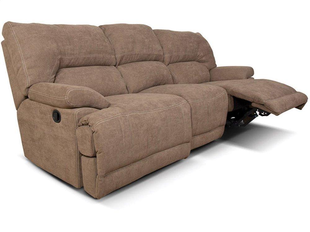 Amazing EZ Motion Double Reclining Sofa EZ13601 Hidden