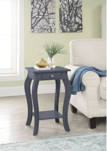 7092 Gray End Table
