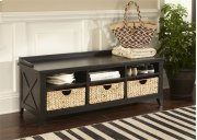 Cubby Storage Bench Product Image