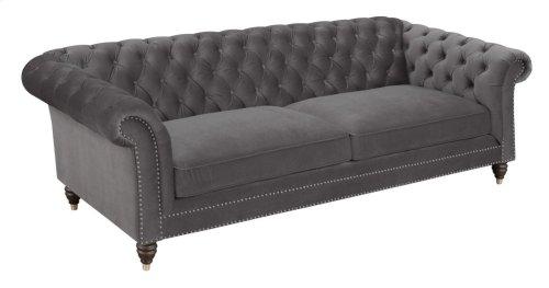 Emerald Home Capone Sofa Platinum U3545-00-13