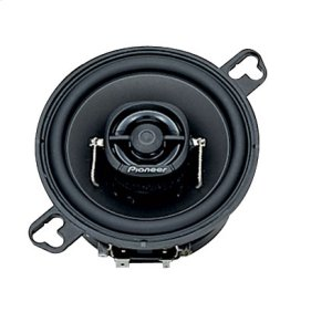 "3 1/2"" Custom-Fit 2-Way Speaker with 60 Watts Maximum Power"