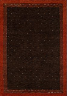 Desert Gabbeh Dg-01 Brown - 2.0 x 3.0