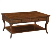 European Legacy Coffee Table Product Image