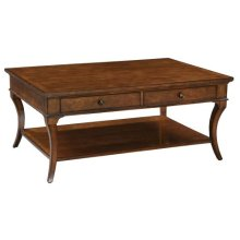 European Legacy Coffee Table