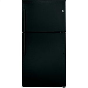 GE®ENERGY STAR® 21.1 Cu. Ft. Top-Freezer Refrigerator