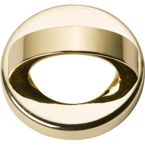 Tableau Round Base and Top 1 7/16 Inch - French Gold