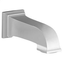 Town Square S Slip-On Non-Diverter Tub Spout  American Standard - Polished Chrome