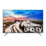 """Samsung65"""" Class MU8000 4K UHD TV"""