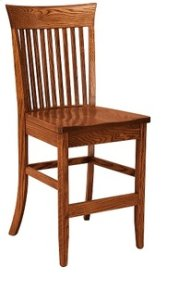 Charlotte Bar Chair Product Image