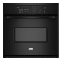 27-inch Single Wall Oven with TimeSavor Plus True Convection Cooking System