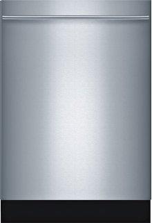 "24"" Bar Handle Dishwasher 800 Plus Series- Stainless steel SHX5ER55UC"