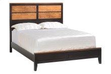 Eastwood Queen Solid 4 Panels Bed