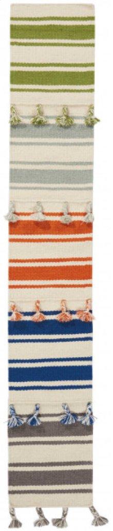 Rio Vista Dst01 Blanket Blanket Rug 1' X 7'