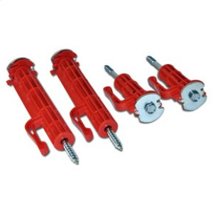AmanaFront Load Shipping Bolts - set of 4