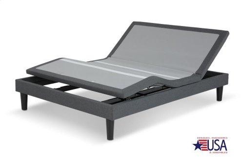 S-Cape 2.0 Furniture Style Adjustable Bed Base Split California King