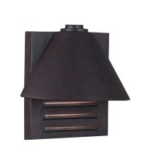 Fairbanks - 1 Light Small Wall Lantern