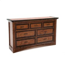 Chesapeake - 7 Drawer Dresser