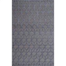 Rhumba Rug 5x8 Cadet Grey