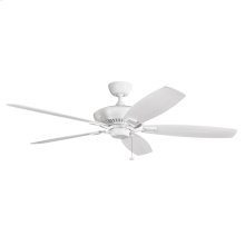 """Canfield XL Collection Canfield XL 60"""" Ceiling Fan - In White"""