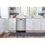 Frigidaire Gallery 24'' Built-In Dishwasher With Dual Orbitclean(r) Wash System