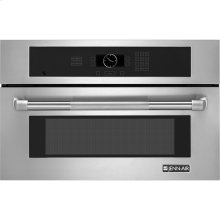 "Built-In Microwave Oven with Speed-Cook, 30"", Pro-Style® Stainless Handle"