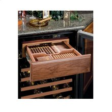 Humidrawer™ Cigar Compartment