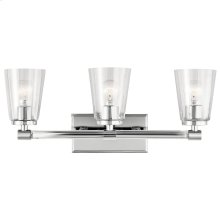 Audrea Collection Audrea 3 Light Bath Light CH