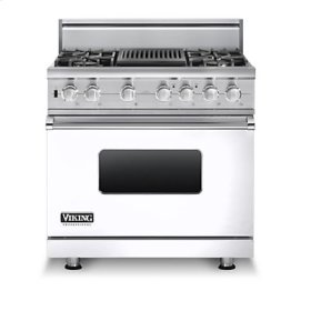 "36"" 5 Series Self-Cleaning Gas Range, Propane Gas"