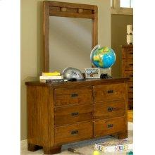 Heartland Kids Dresser Has Six Deep Drawers