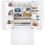 GE ®energy Star® 27.8 Cu. Ft. French-Door Refrigerator