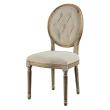 Meg Tufted Side Chair