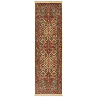 Empress Kirman Multi Runner 2ft 6in X 8ft 6in