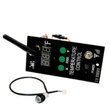 Wifi Retrofit Kit w/ Low Pellet Alarm & Meat Probe