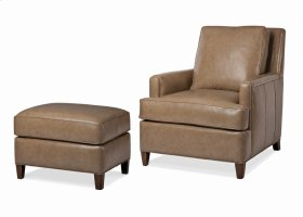 Ricki Chair and Ottoman