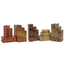 Convenience Book Boxes - Set of 15