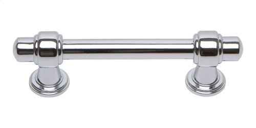Bronte Pull 3 Inch (c-c) - Polished Chrome