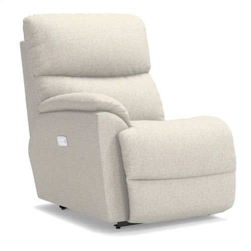 Trouper Power Right-Arm Sitting recliner w/ Headrest